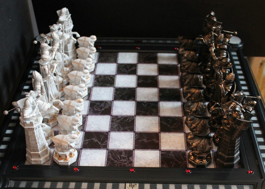 Harry Potter Final Challenge Chess