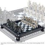 Harry Potter Final Challenge Chess Set 1