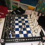 Harry Potter Final Challenge Chess board