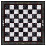 Harry Potter Wizard Chess Set board