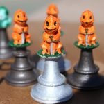 Pokemon Chess charmander