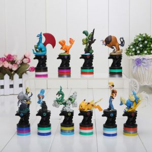 pokemon chess pieces set 1