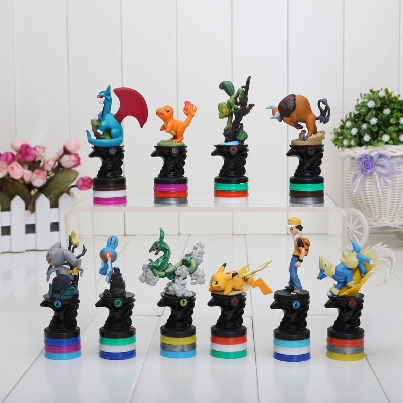 pokemon chess pieces set 1