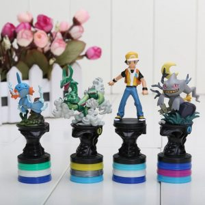 pokemon chess pieces set 3