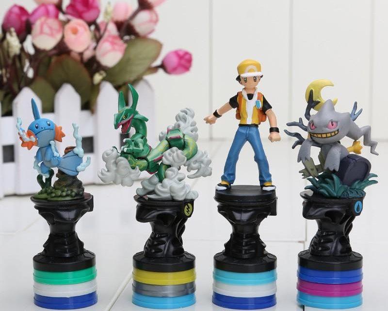 pokemon chess pieces set 3