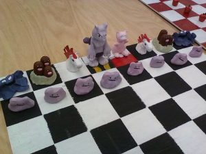 pokemon chess set 1