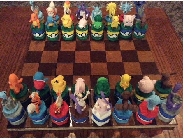 pokemon chess set colour 3