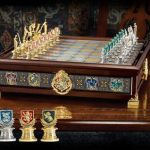 Harry Potter Chess Board
