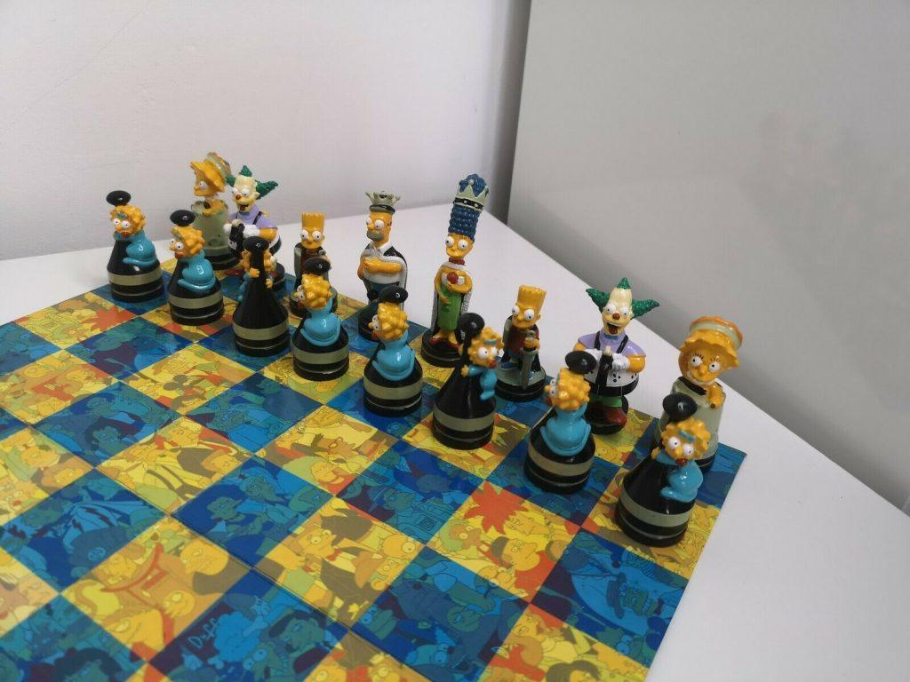 simsons chess set 2