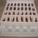 egyptian chess board