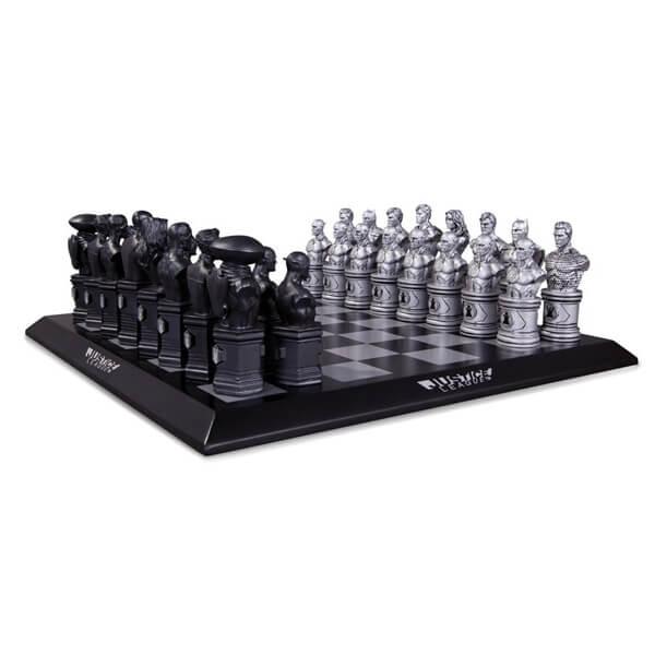 justice league batman chess set
