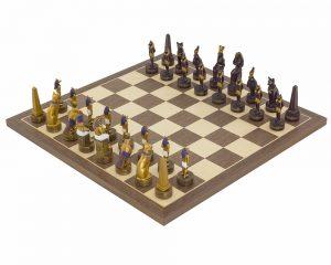 royal egyptian chess board