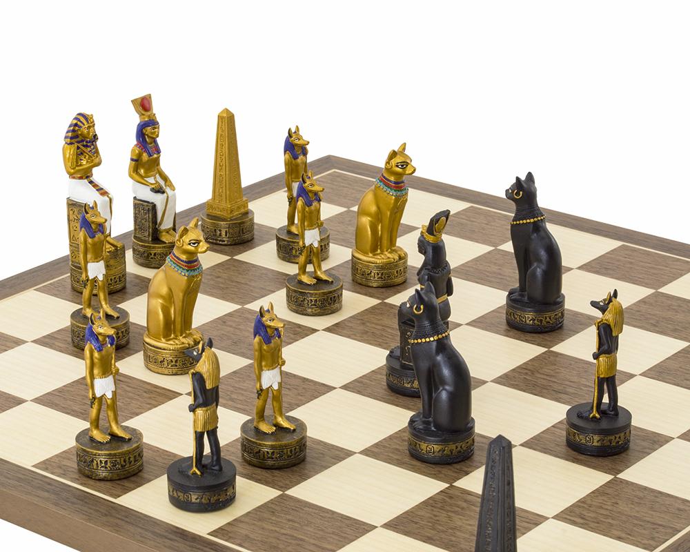 royal egyptian chess