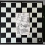 Lowe renaissance chess board