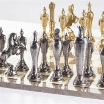 italfama renaissance chess set