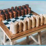 Norse mythology chess