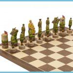 WW2 Chess Set
