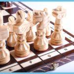 23″ Large Gladiator Chess Set