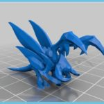 3Dprint-it-yourself Starcraft themed pieces