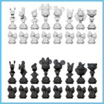 Disney Mickey the True Original Collector's Chess Set 90th Anniversary