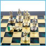 Greek Roman Period Chess Set