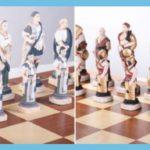 Spartakus Chess Set