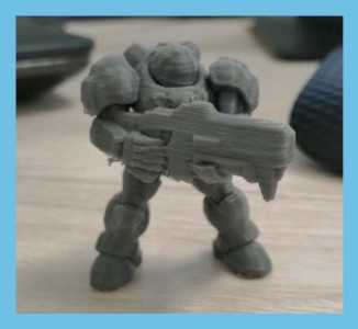 Starcraft Chess – 3d Printed