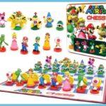 Super Mario Brothers Chess Set