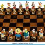Walt's Cargo Chess Set